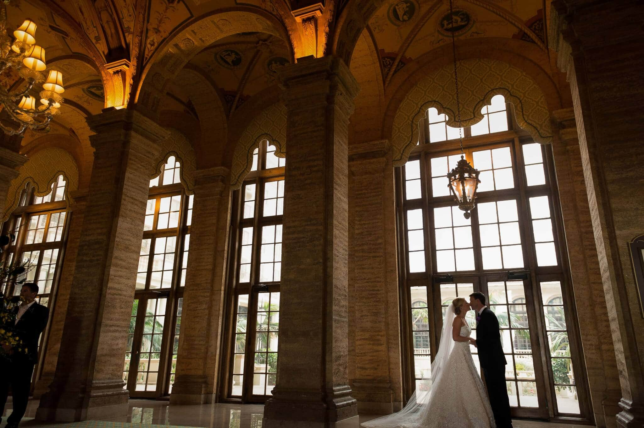 Breakers Hotel Wedding