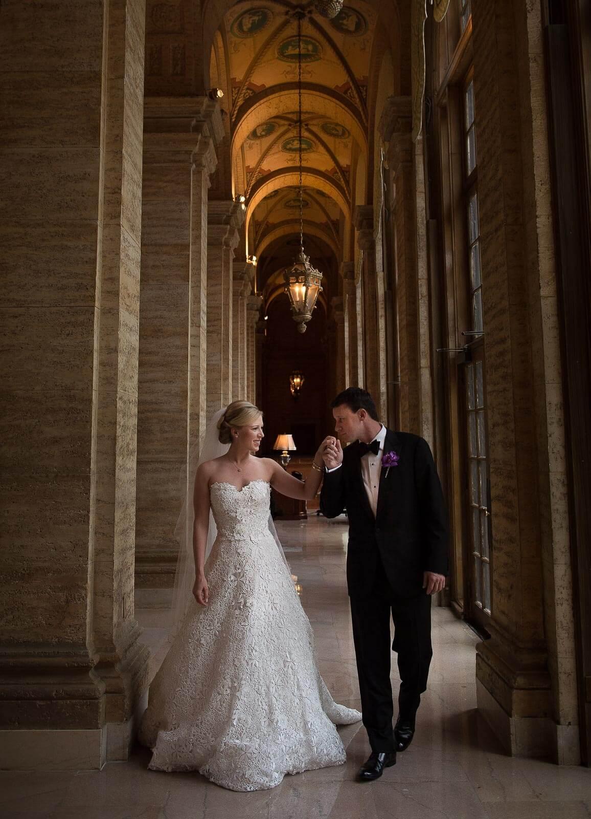 Morgan Pressel's Luxurious Breakers Hotel Wedding