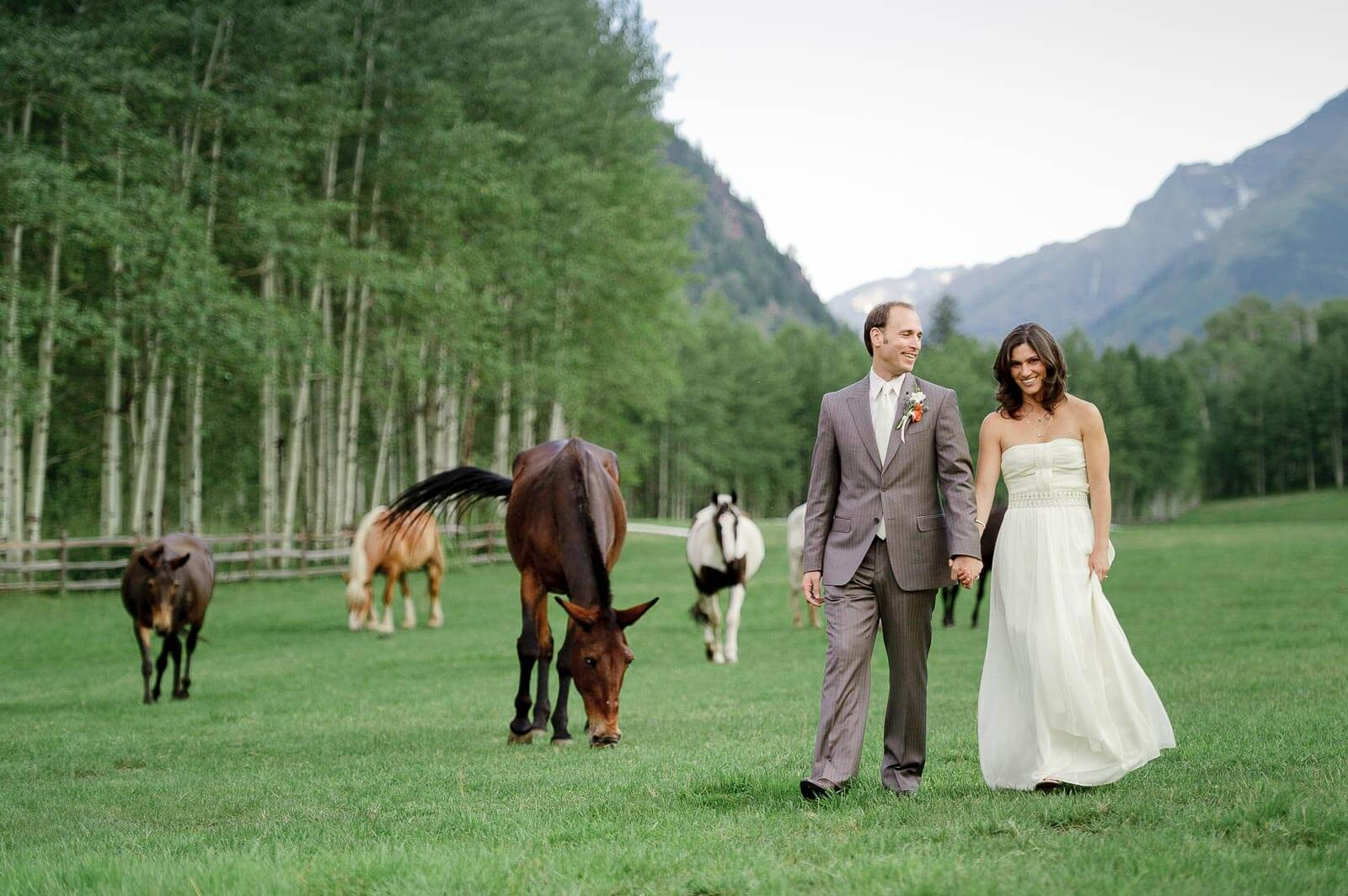 Aspen Destination Wedding photos