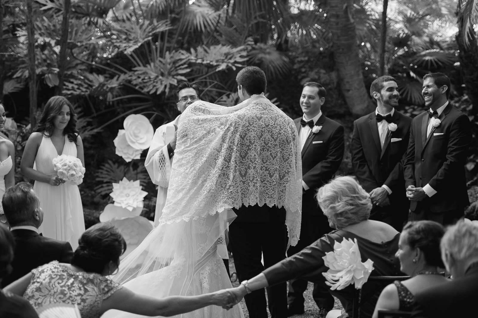 Glam Cooper Estate Wedding