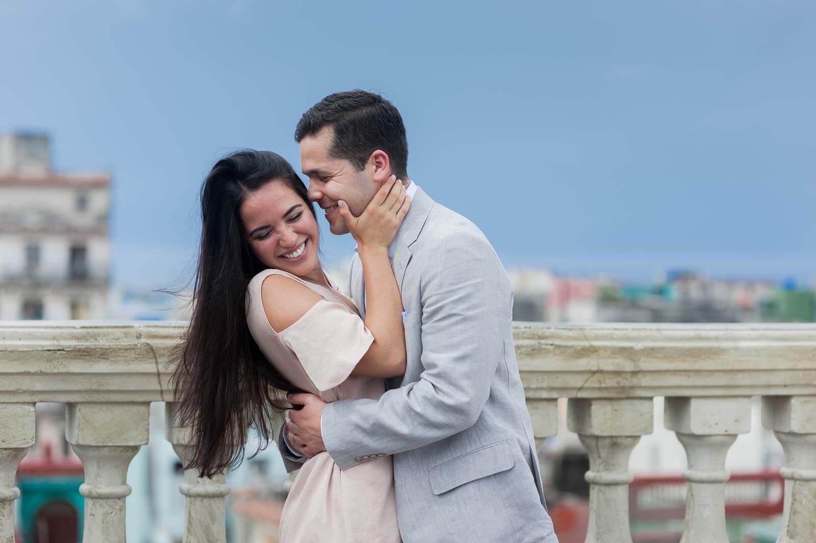 Havana Cuba Engagement and Wedding Photographer