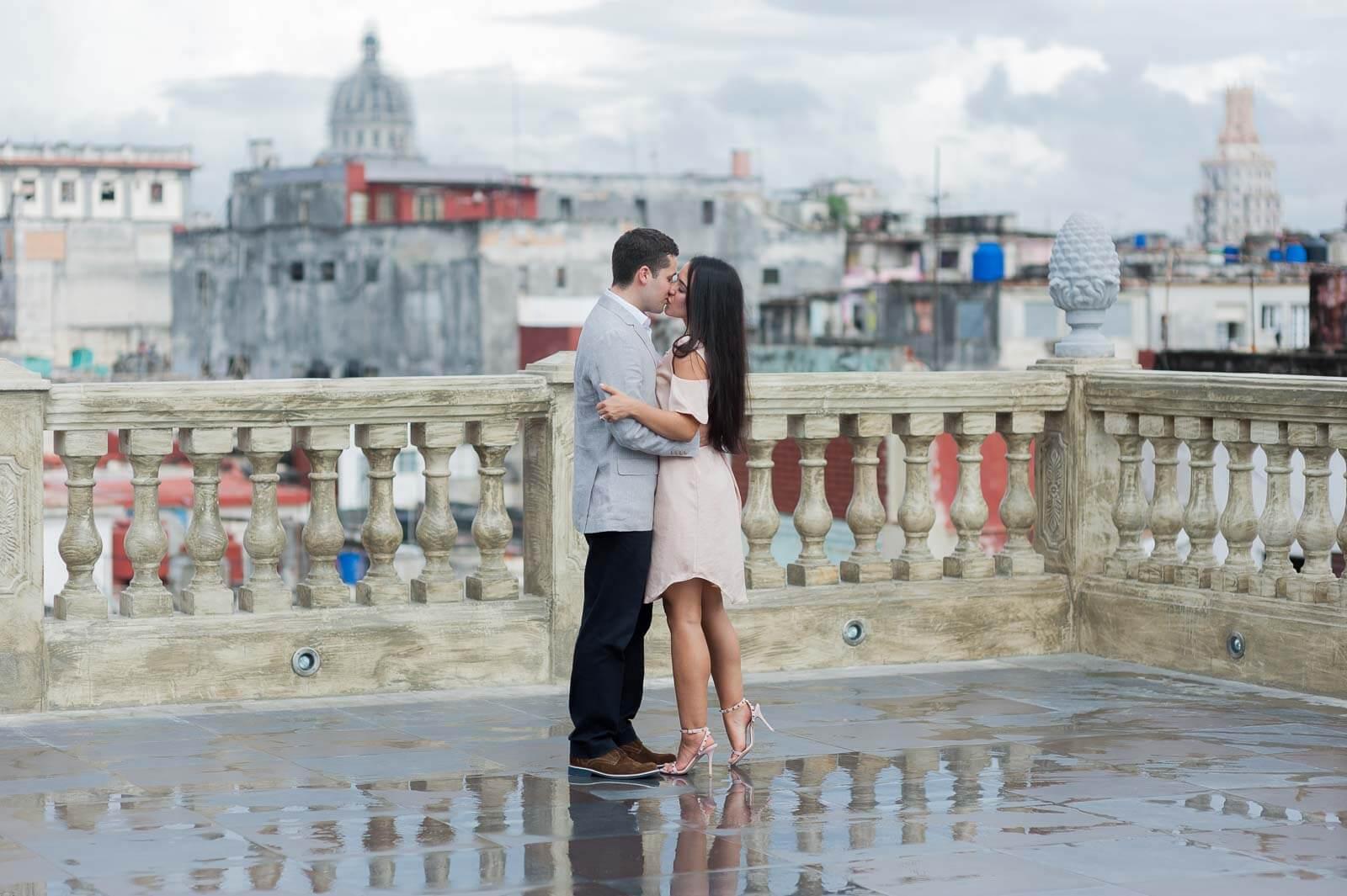 Havana Cuba Engagement Session