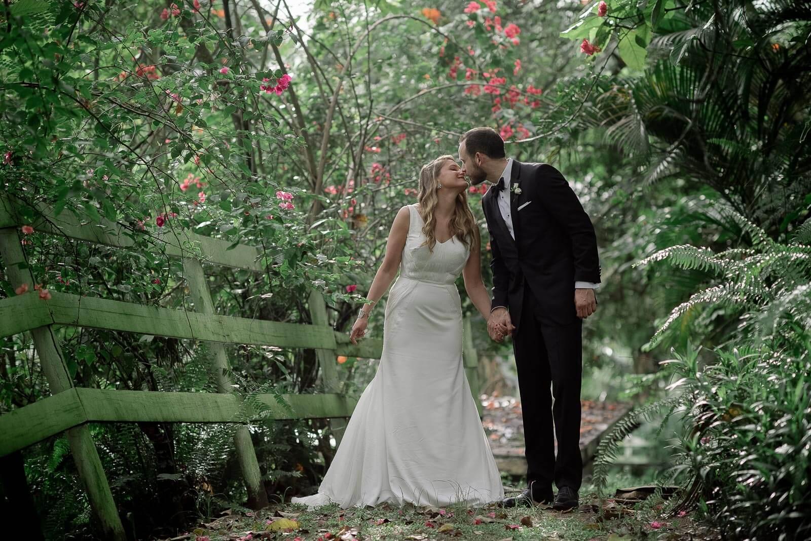 Destination Wedding at Hacienda Siesta Alegre