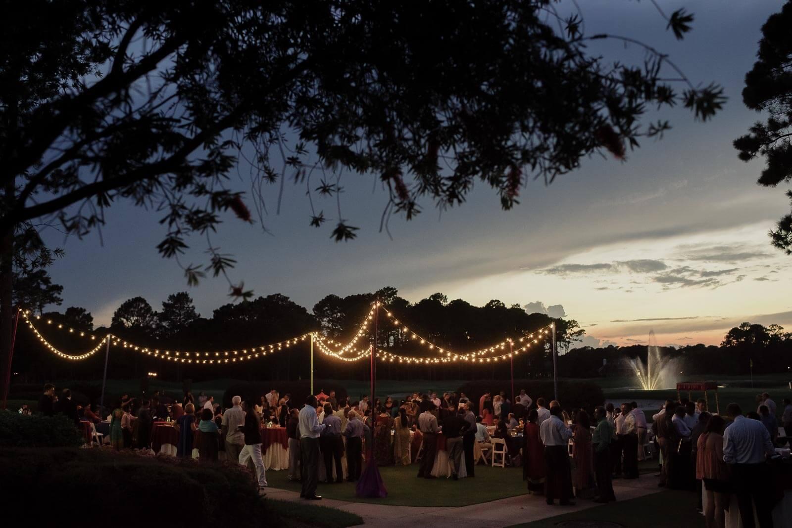 Ritz Carlton Amelia Island Indian Wedding