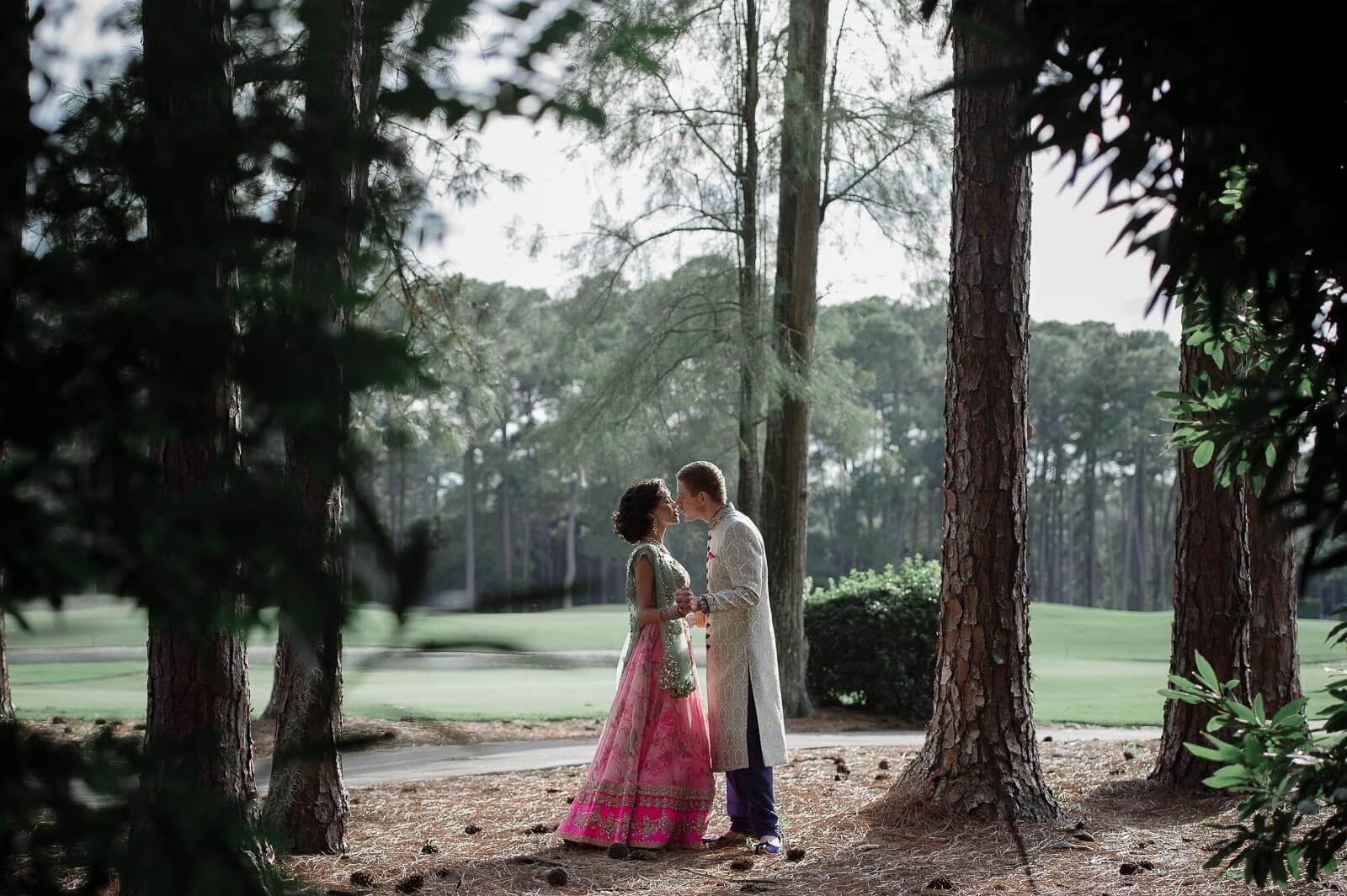 Ritz Carlton Amelia Island Multicultural Indian Wedding