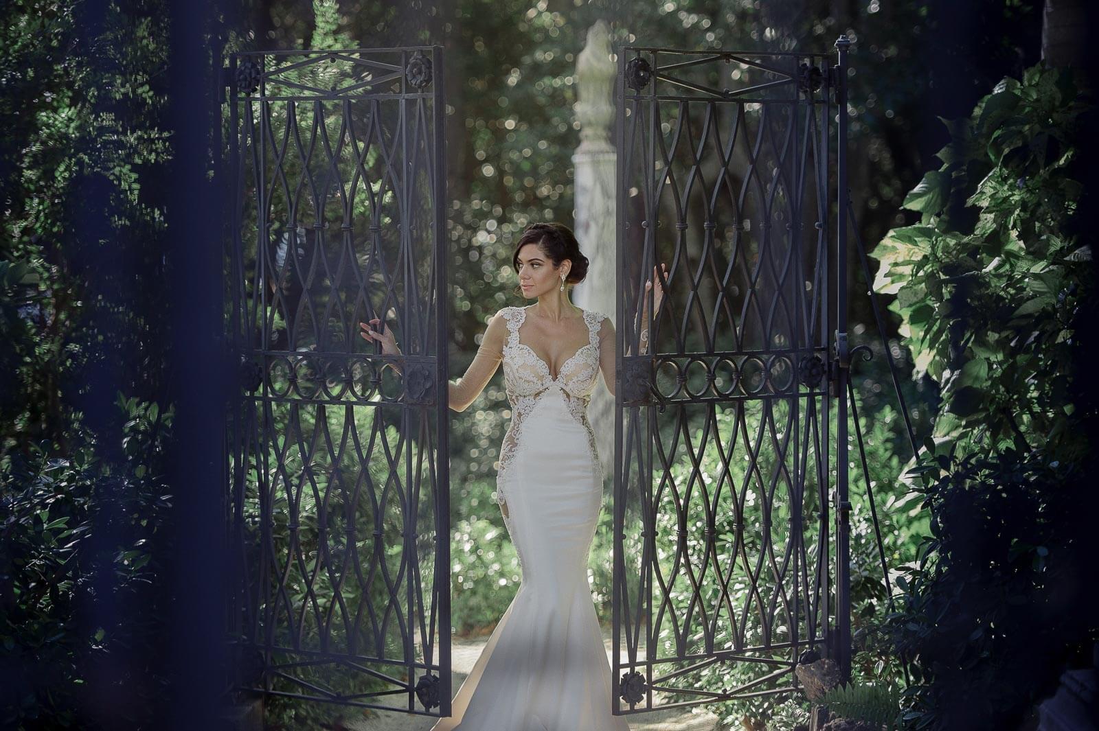 Vizcaya Museum Wedding Photography
