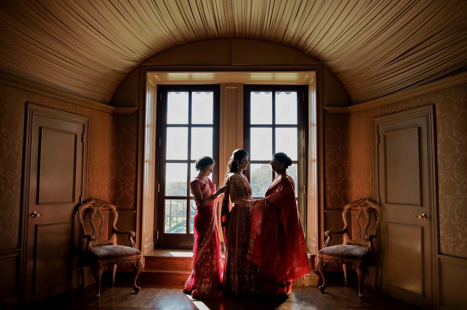 Oheka Castle Indian Wedding Photography