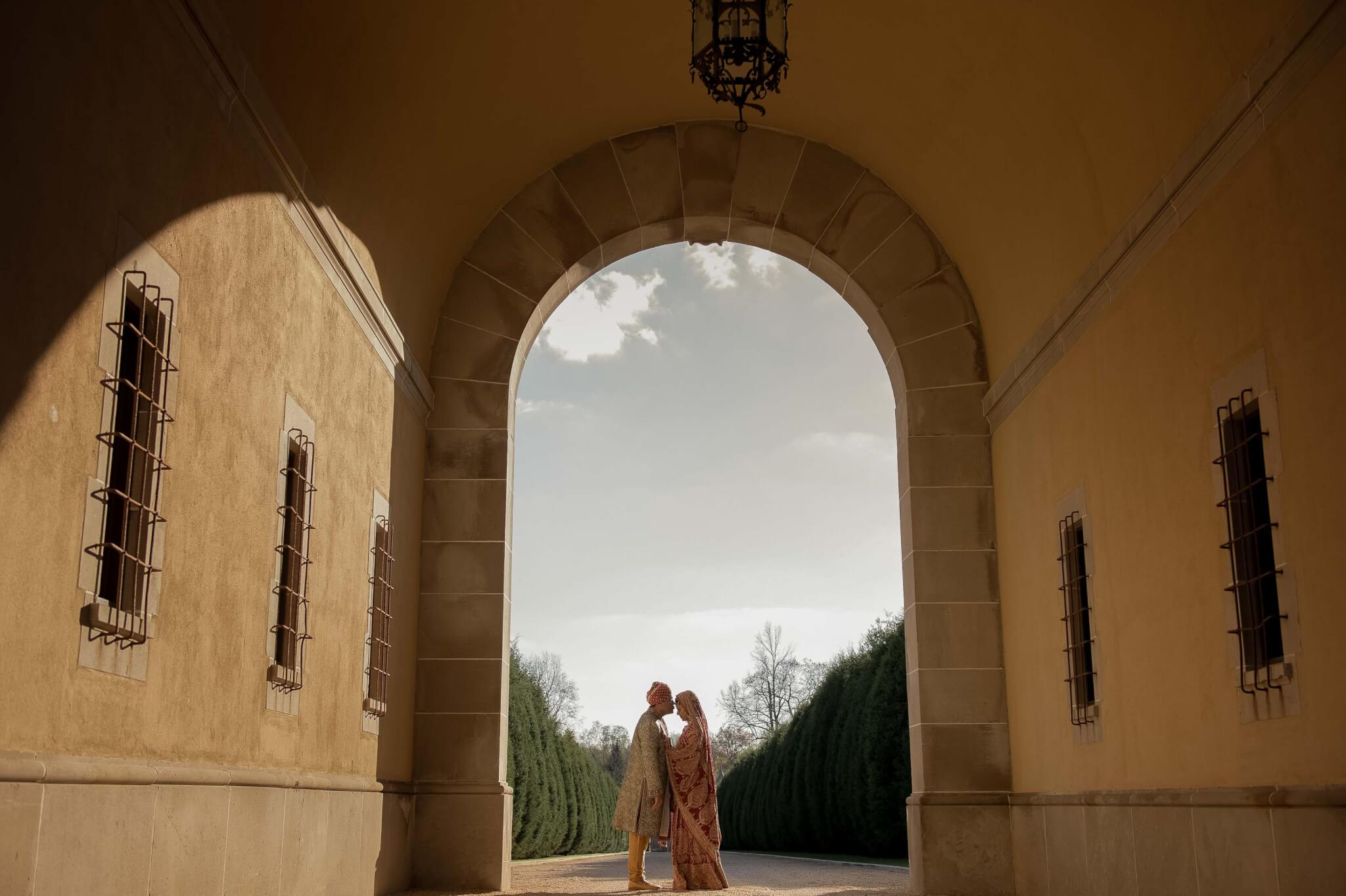 Oheka Castle Indian Wedding Photography