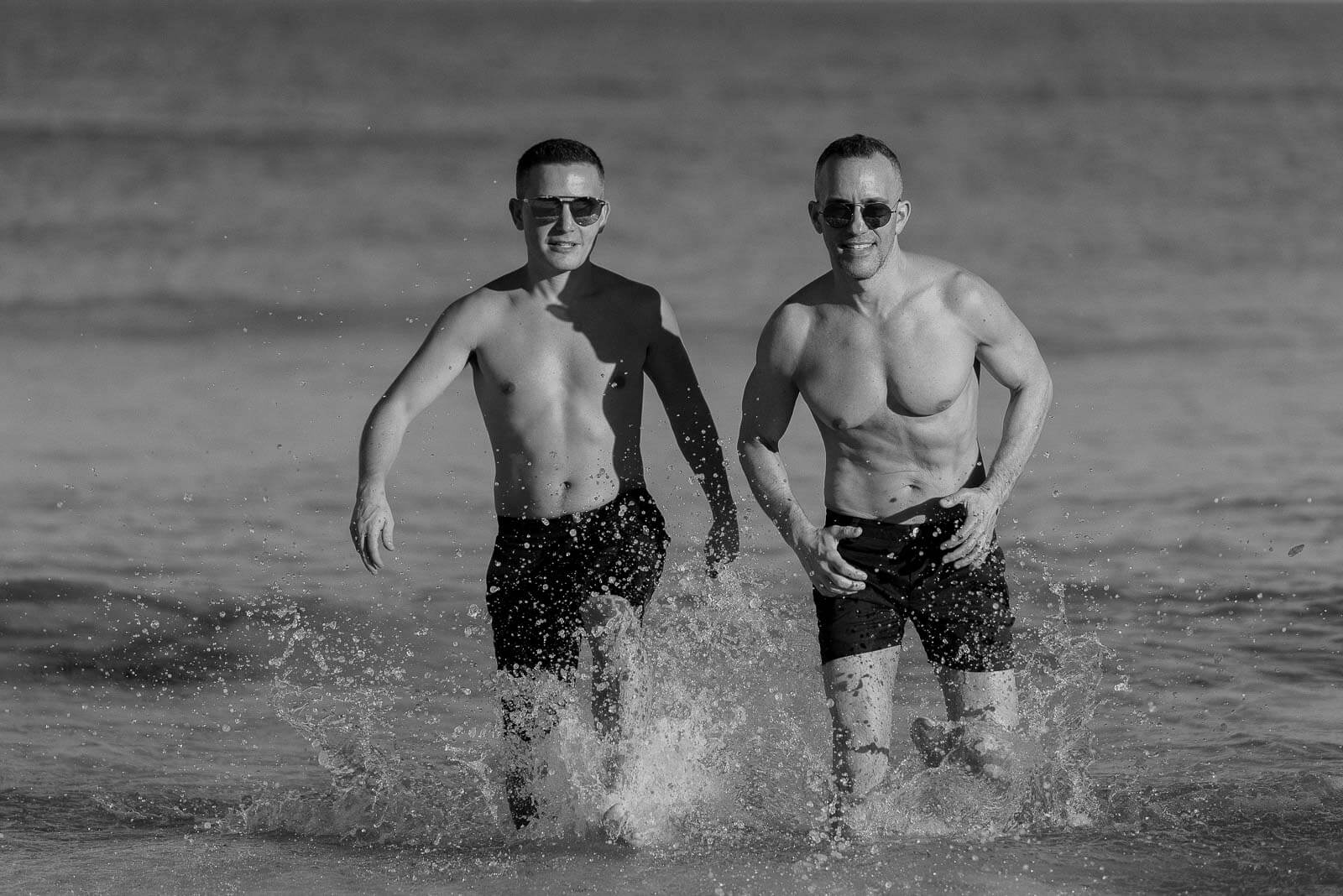Gay Engagement Session Photos
