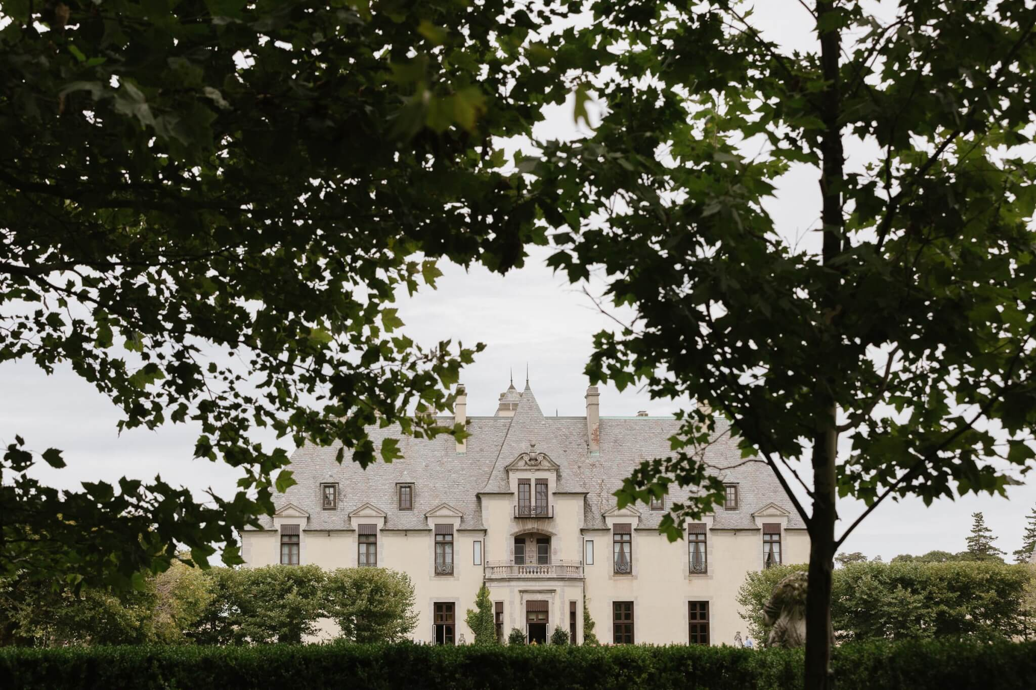 Luxurious Oheka Castle Indian Wedding