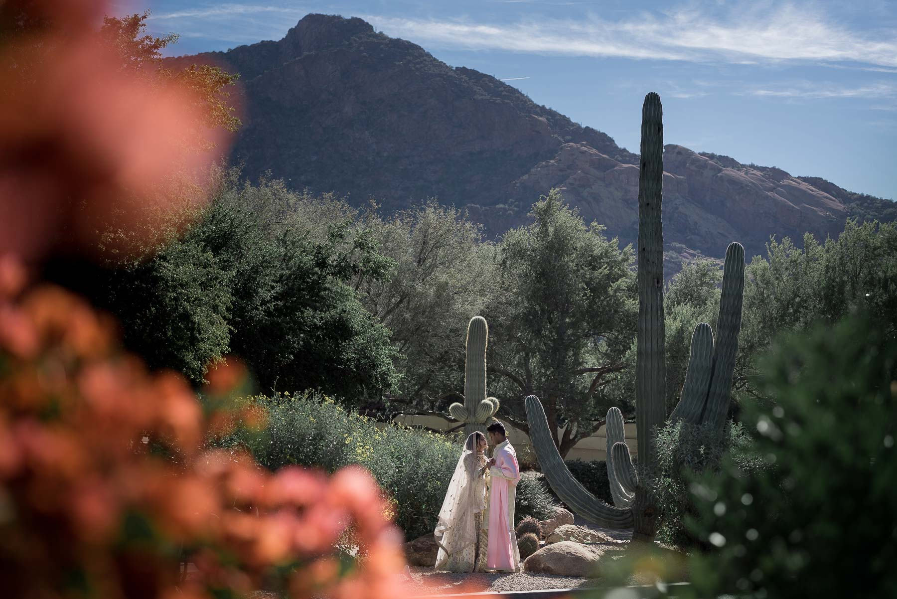 JW Marriott Scottsdale Camelback Inn Indian Wedding Photography